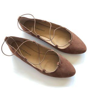 Lucky Brand Aviee Pointed Flats 8.5